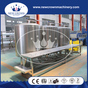 CIP cleaning washing system