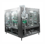 Soft drinks filling machine DCGF12-12-4