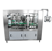 Soft drinks filling machine DCGF12-4