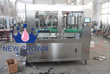 Monoblock Beer Can Filling Seaming Machine