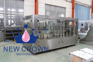 Automatic Juice Can Filling Machine