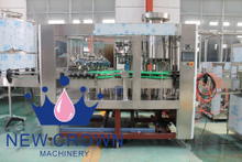 Bottle Beer Filling Machine
