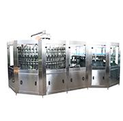 Soft drinks filling machine DCGF60-60-15